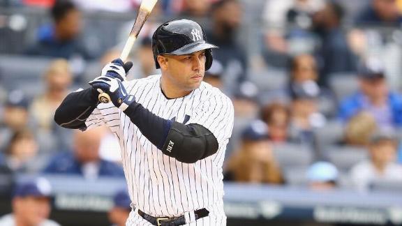 Aaron Boone es nombrado manager de los Yankees para la temporada 2018