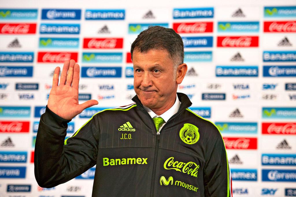 Osorio explica las razones por las que llamó a Rafa Márquez
