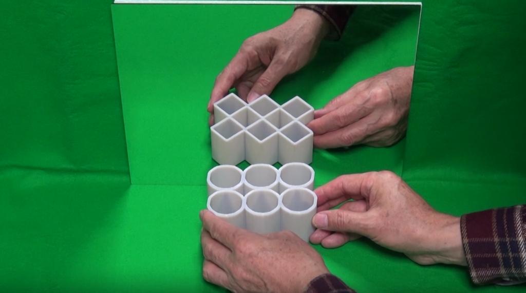 La ilusión óptica cilindros 2016