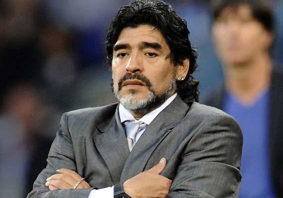 Diego Armando Maradona, futbol, Argentina