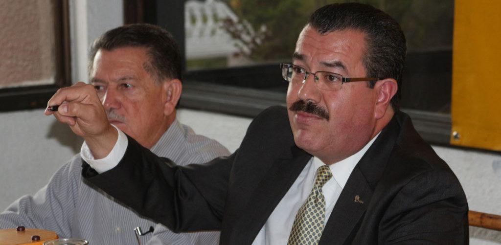 Federico Serrano Bañuelos, presidente nacional de la Asociación de la Industria Maquiladora