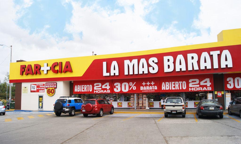 Propicia Estado mexicano apertura de farmacias que surten