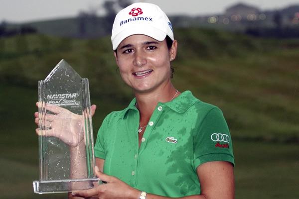 Lorena Ochoa, inmortal del golf