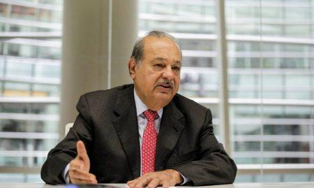 Carlos Slim, empresario, finanzas, economía, cornavirus, pandemia