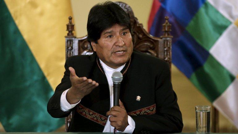 Bolivia, La Paz, elecciones, Evo Morales, OEA
