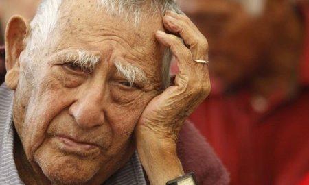 Abuelo, pensión, México