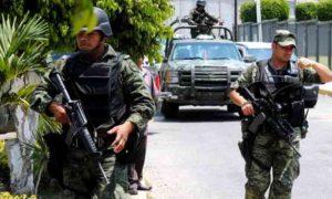 Ejército Mexicano, Secretaría de la Defensa Nacional, Baja California, aseguramientos