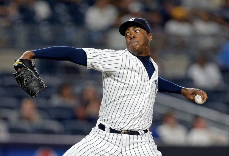 Vital triunfo de los Yankees