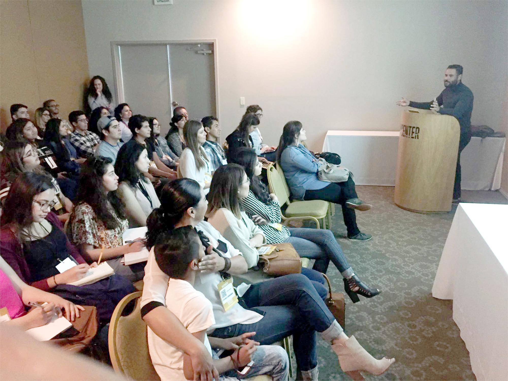 Inicia Ciclo De Conferencias En Expo Mueble Dentro Del Baja Center # Muebles Rosarito