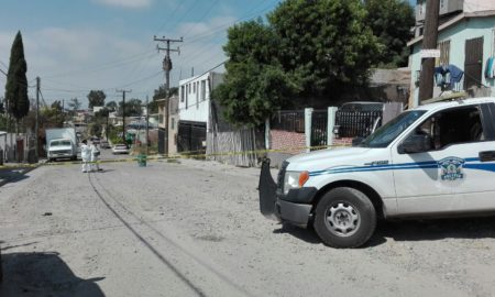 Ataque armado colonia Sánchez Taboada