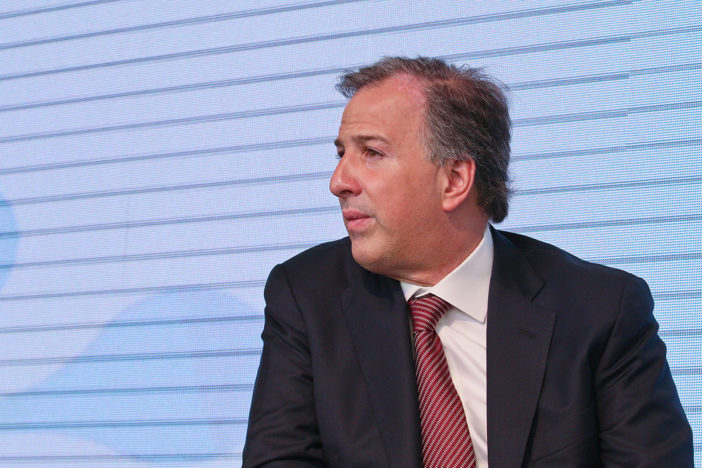 José Antonio Meade se reúne con José Narro Robles