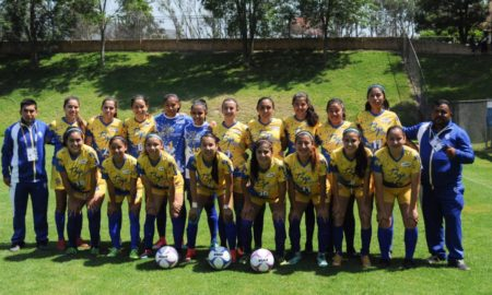 Baja futbol femenil