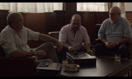 Claudio Ruffo en Netflix