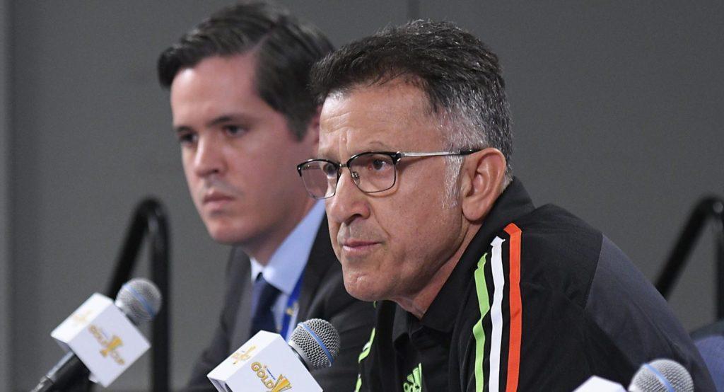Juan Carlos Osorio tuvo acercamientos con el futbol de Estados Unidos