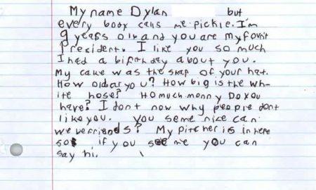 niño de nueve años