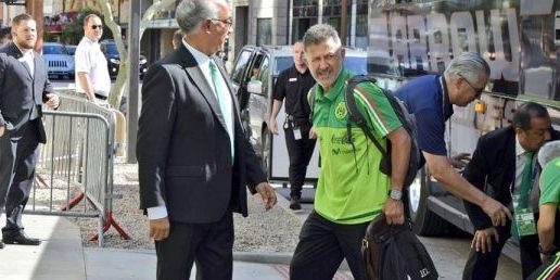 Osorio probará a su mejor once contra Bélgica