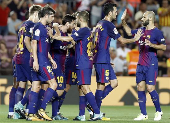 Barcelona viajará a Grecia sin Piqué