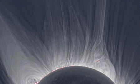 el eclipse total de sol