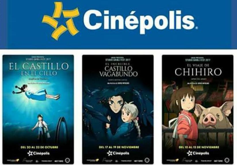 Durante octubre y noviembre, disfruta del ciclo Ghibli en ...