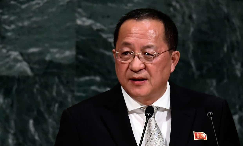 Rusia descarta ataque de EU a Corea del Norte
