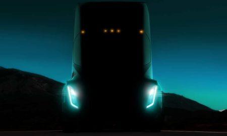 camión eléctrico