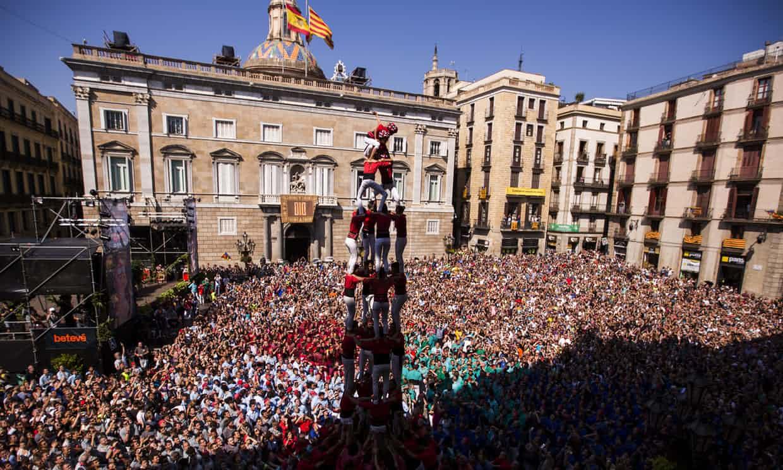 Fiscal afirma que detención de presidente catalán es