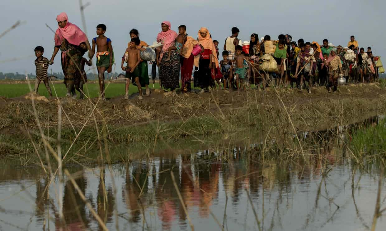 Jefe de ONU, preocupado por situación en Rakhine, Myanmar