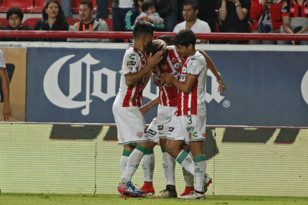 Necaxa electrocutó y derrotó 1-0 a Quéretaro