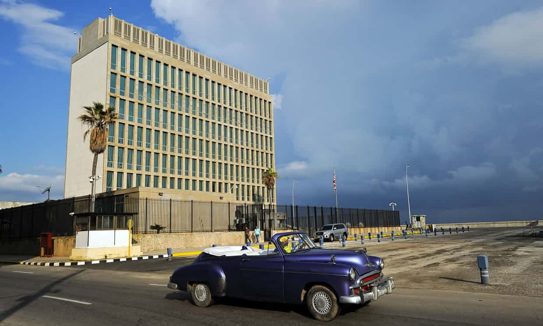 embajada de estados unidos en cuba