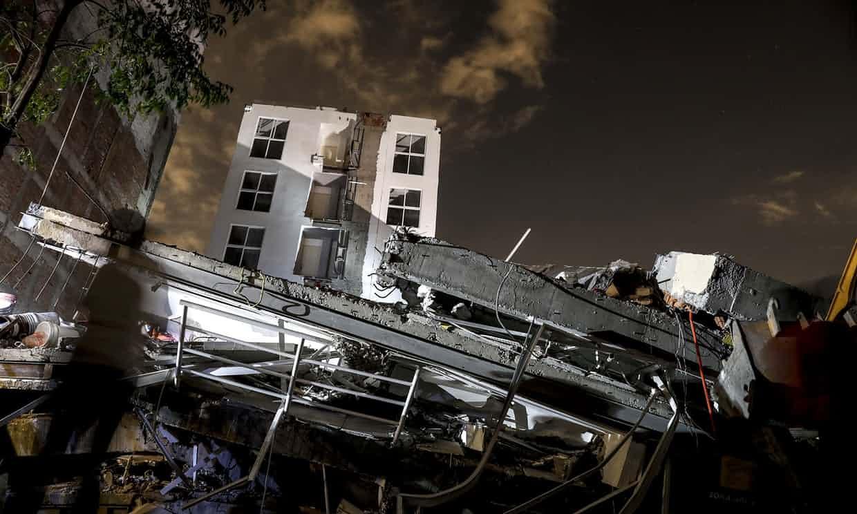 Ruptura Placa de Cocos es principal causa terremoto en México, dice experto