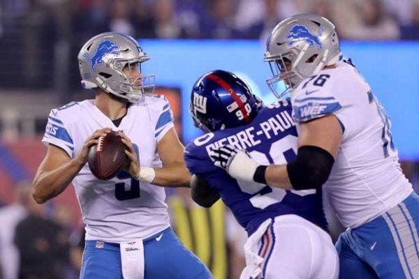 Buscan Lions mejorar; Giants el equilibrio