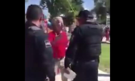 alcalde de guadalajara ataca grita y reta a anciano