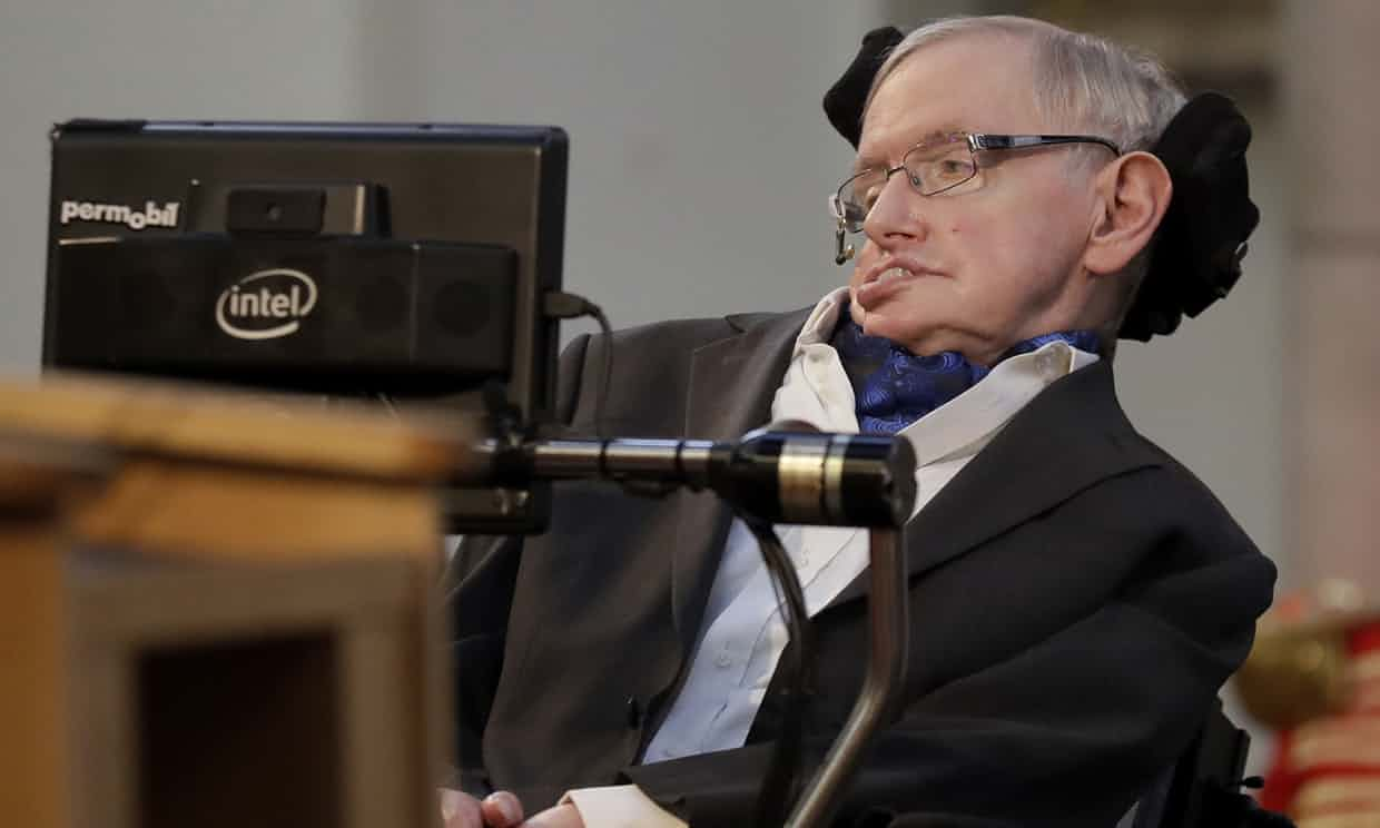 Tesis de Stephen Hawking colapsa sitio web de Universidad de Cambridge