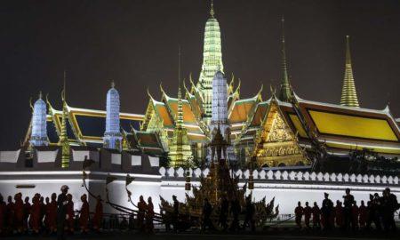 Tailandia cremación