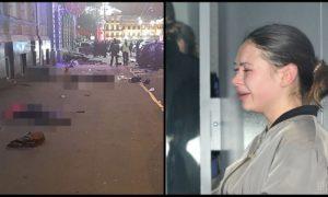 [VIDEO] Hija de oligarca ruso mató a 5 personas por manejar intoxicada