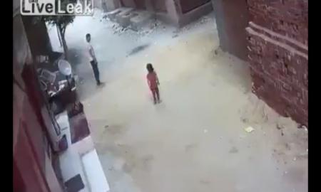 secuestrar a una niña