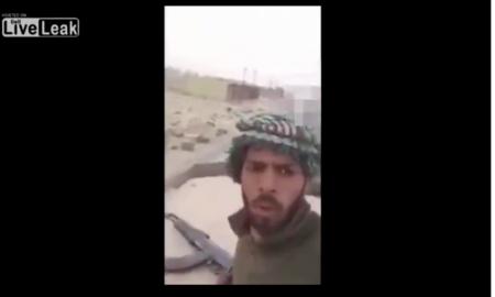 soldado transmite