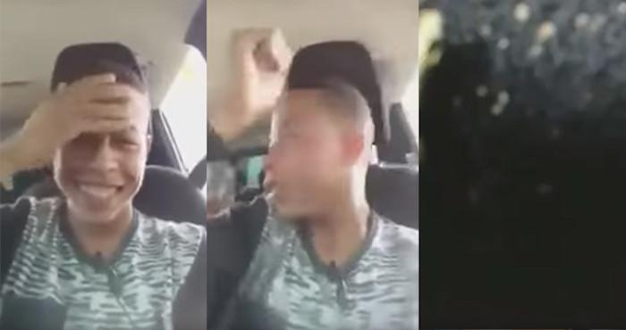 Cuatro jóvenes son tiroteados mientras hacían un Facebook Live — EN VIDEO