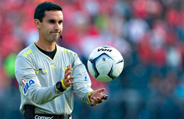 César Arturo Ramos, designado por FIFA para Mundial ce Clubes