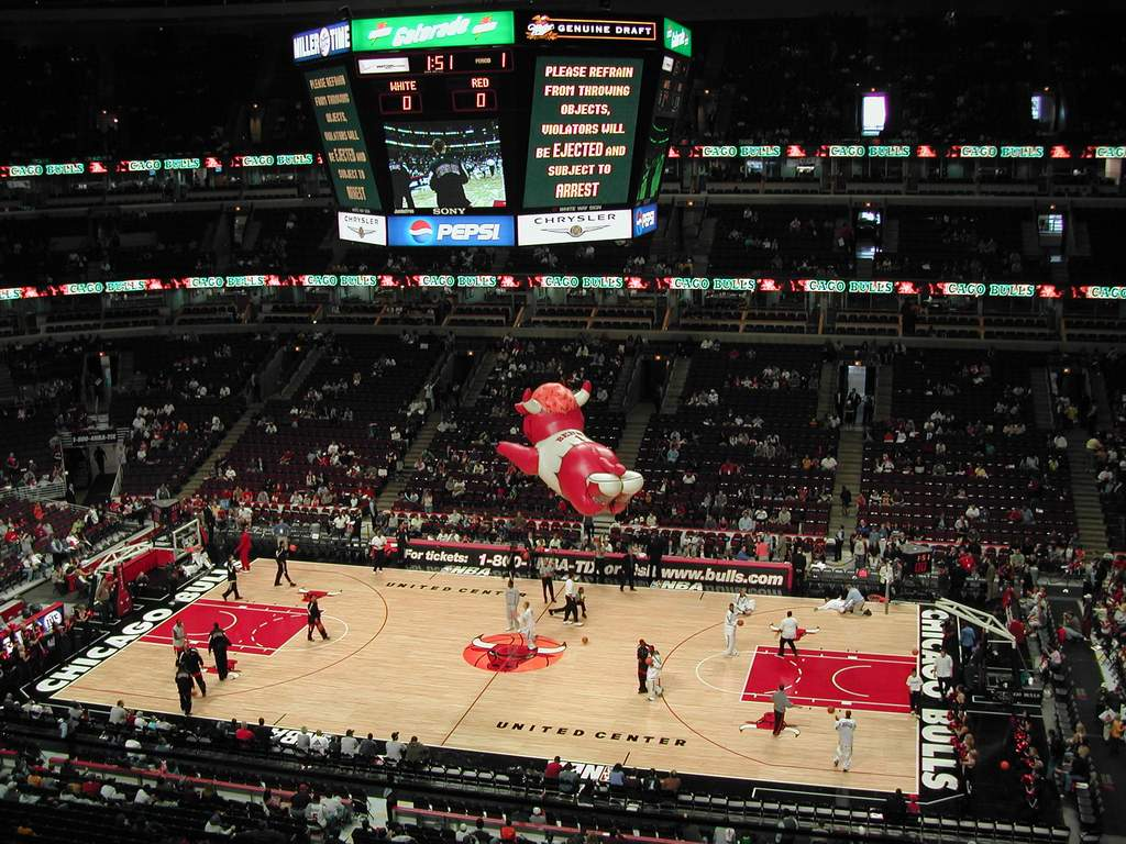 Chicago albergará el Juego de Estrellas de la NBA en 2020