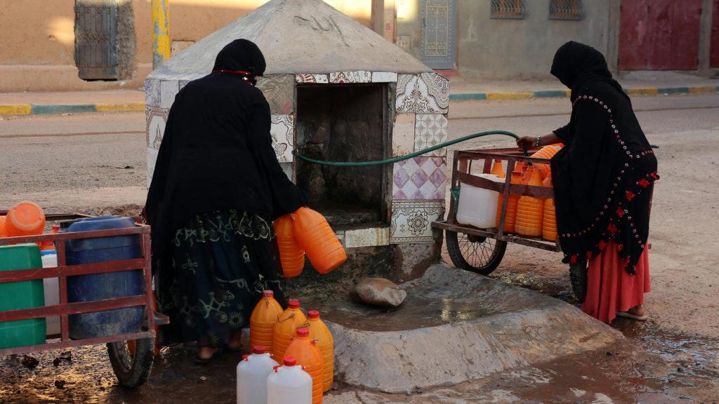 Al menos 15 muertos en Marruecos por una estampida humana