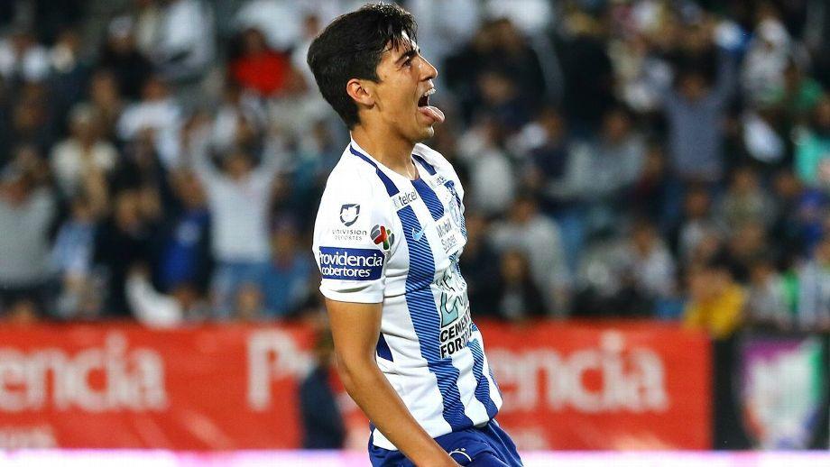 Erick Gutiérrez dejaría Pachuca para jugar en Europa