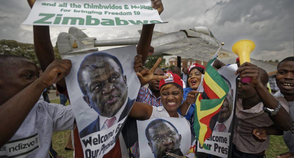 Presidente de Zimbabue habría renunciado, reseñan agencias