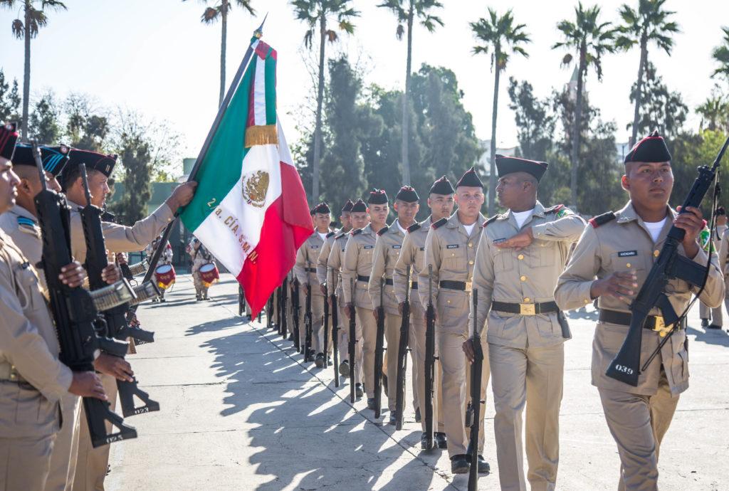 Todo listo en San Pedro Cholula para el sorteo de servicio militar
