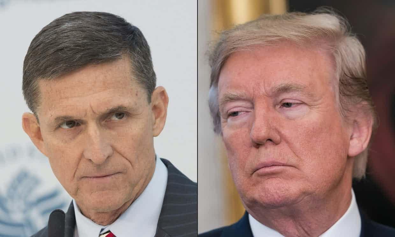 Abogados de ex asesor Flynn rompen con equipo legal de Trump — EEUU