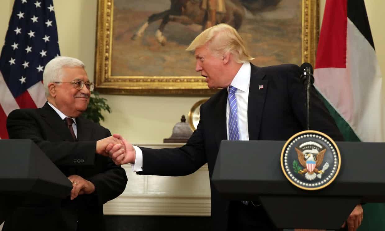 Palestinos amenazan cortar relaciones con EE.UU