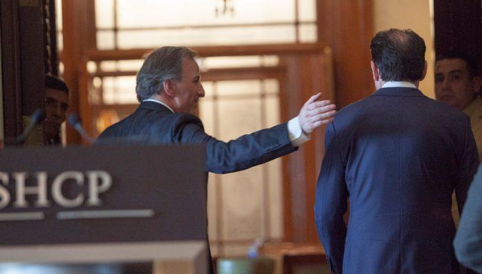 Videgaray se 'desdice' sobre destape de Meade como candidato presidencial
