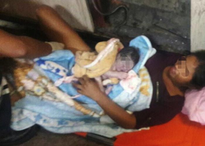 Nace bebé en estación Allende del Metro