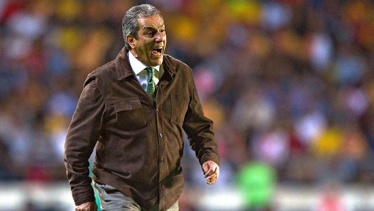 José Cardozo no seguirá como entrenador del Veracruz