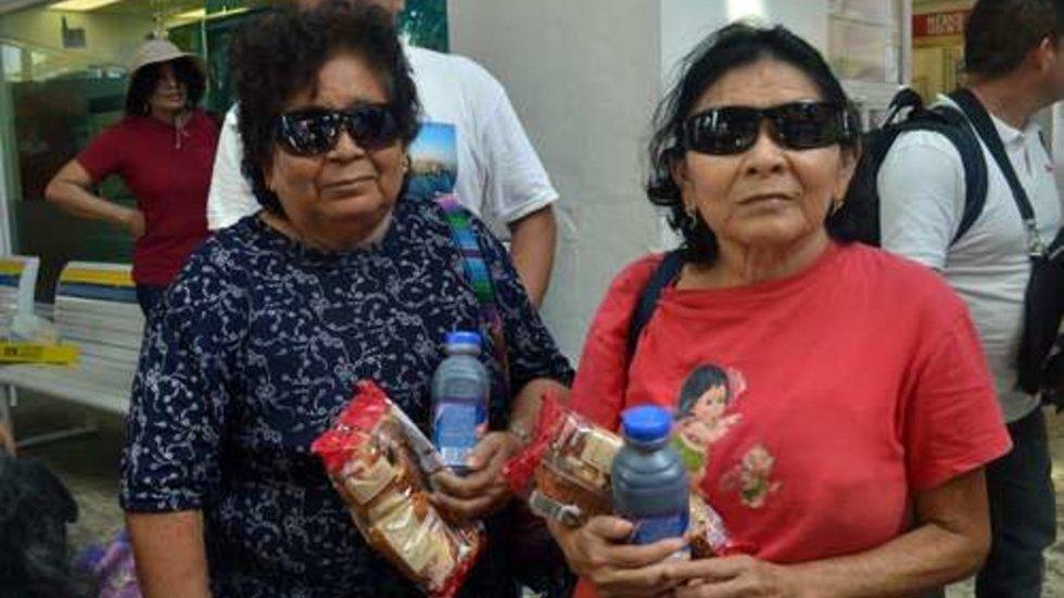 Adultos mayores sufren ceguera por negligencia; fundación pide apoyo a ALDF